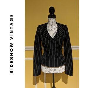 Designer Pin-Stripe Blazer by Ralph Lauren